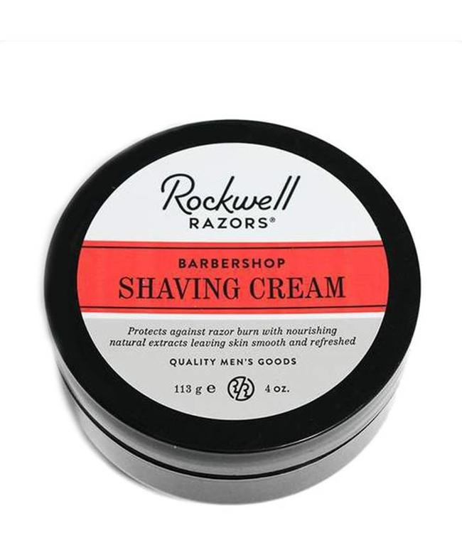 Rockwell Shave Cream - Barbershop Scent