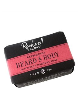 Rockwell Beard & Body Bar - Barbershop Scent