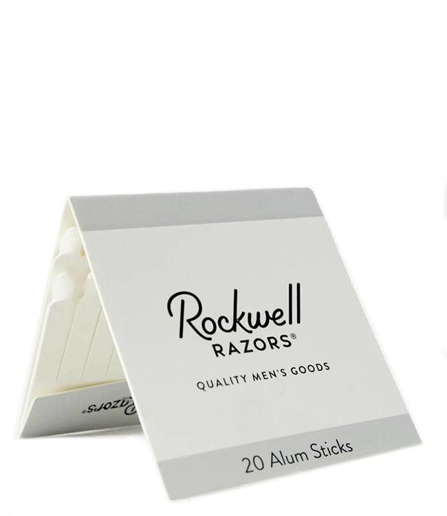 Rockwell Nick Stick Alum Matches (20 stuks)