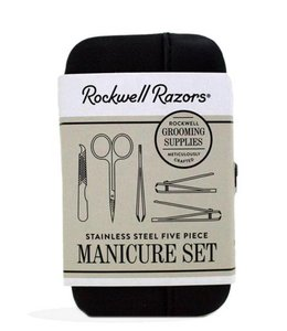 Rockwell Five Piece Manicure Set