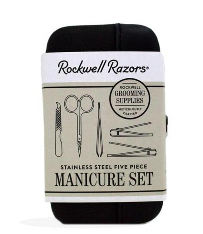Rockwell Five Piece Manicure Set