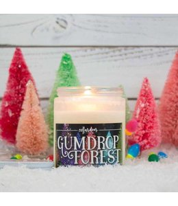 Cellar Door Gumdrop Forrest Soy Candle
