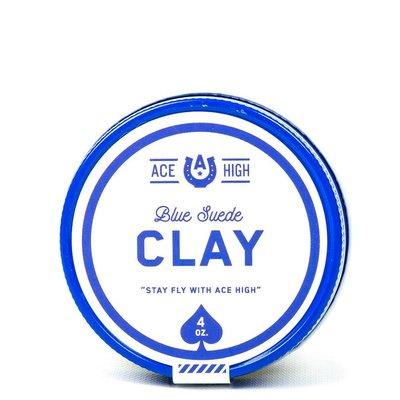Blue Suede Clay