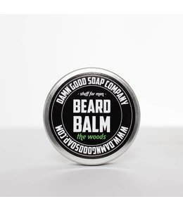 Damn Good Soap Baard Balsem - The Woods