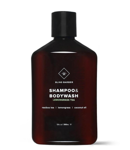 Blind Barber Lemongrass Tea Shampoo [& Bodywash]