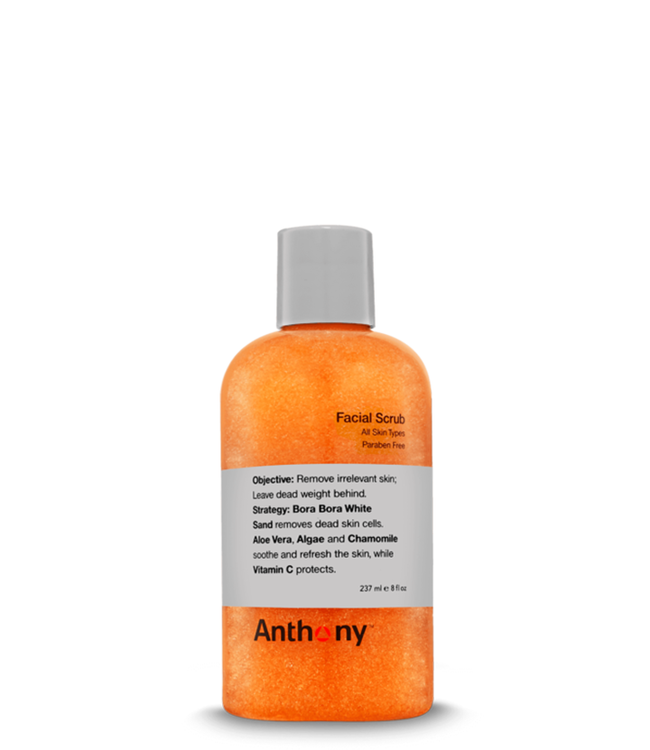 Anthony Facial Scrub - travelsize