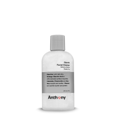 Glycolic Facial Cleanser - travelsize