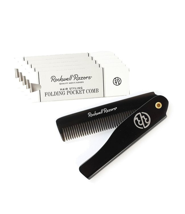 Rockwell Razors Folding Pocket Comb