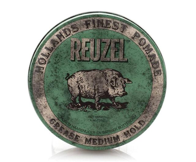 reuzel Green Grease Medium Hold