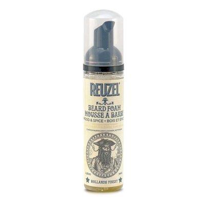 Beard Foam - Wood & Spice