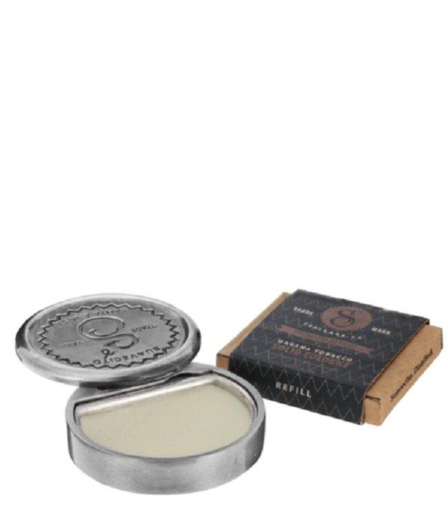 Suavecito Solid Cologne - Havana Tobacco