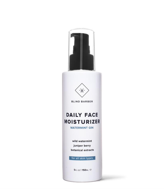 Blind Barber Daily Face Moisturizer  - Watermint Gint