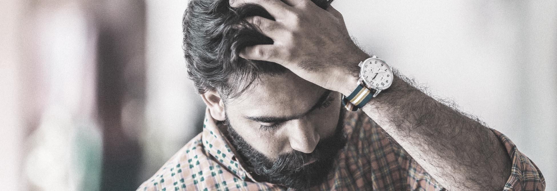 Haarverzorging man: 7 veelgemaakte fouten