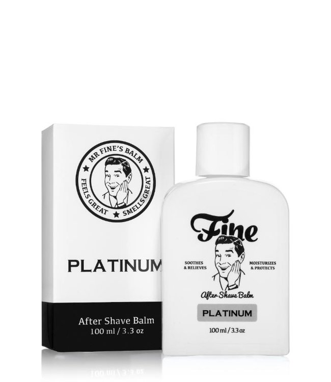Fine Accoutrements After Shave Balm Platinum