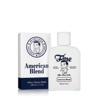 Aftershave Balm American Blend