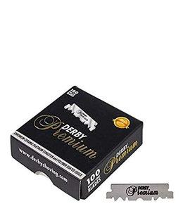 Derby Premium Single Edge Blades - 100 pcs
