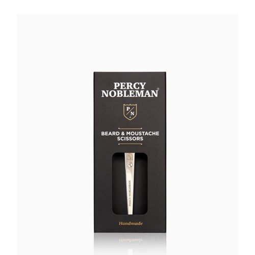 Percy Nobleman Beard & Moustache Scissors
