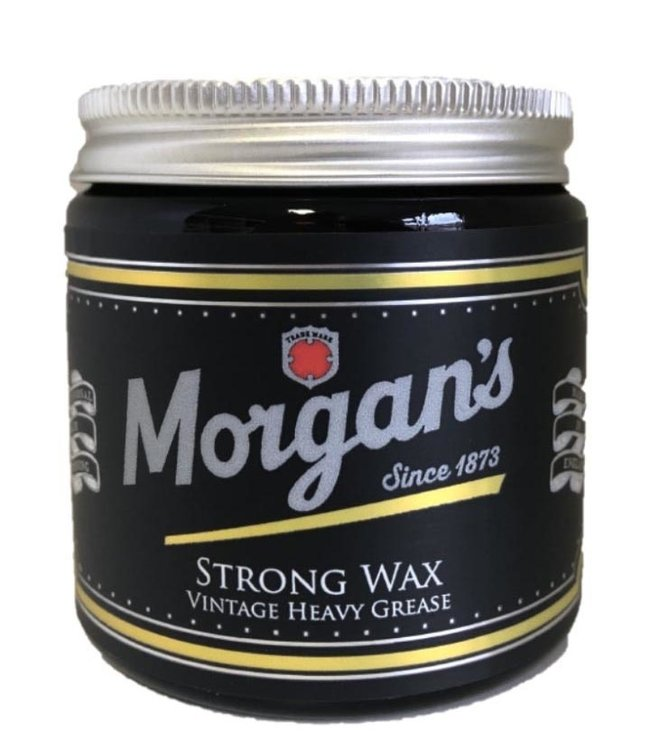 Morgan's Strong Wax