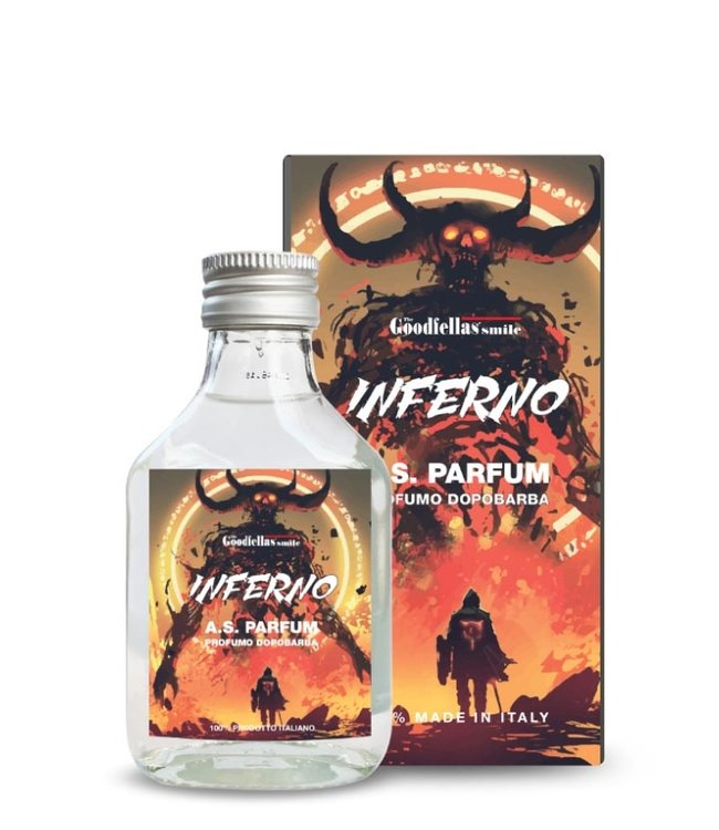 The Goodfellas' Smile Aftershave - Inferno