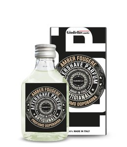 The Goodfellas' Smile Aftershave - Amber Fougere
