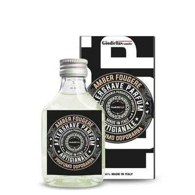 Aftershave - Amber Fougere