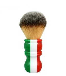 RazoRock Scheerkwast - Italian Barber - Plissoft Synthetisch - 24mm