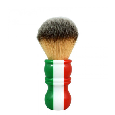 Scheerkwast - Italian Barber - Plissoft Synthetisch - 24mm