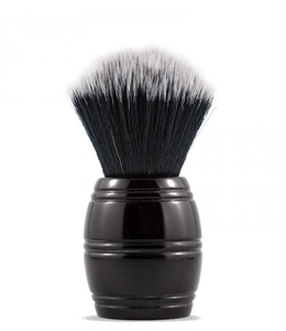 RazoRock Scheerkwast - Barrel -Tuxedo Plissoft Synthetisch - 24mm