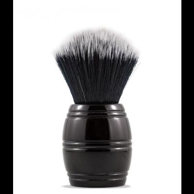 Scheerkwast - Barrel -Tuxedo Plissoft Synthetisch - 24mm