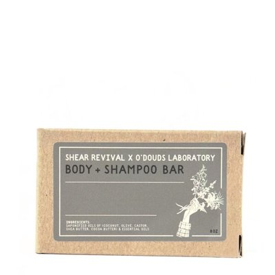 Body & Shampoo Bar