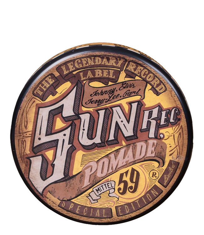 Schmiere Pomade Medium - Sun Records