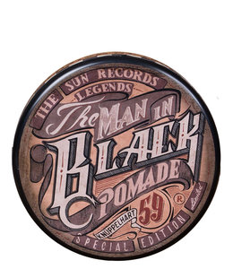 Schmiere Pomade Extra Strong - The Man in Black