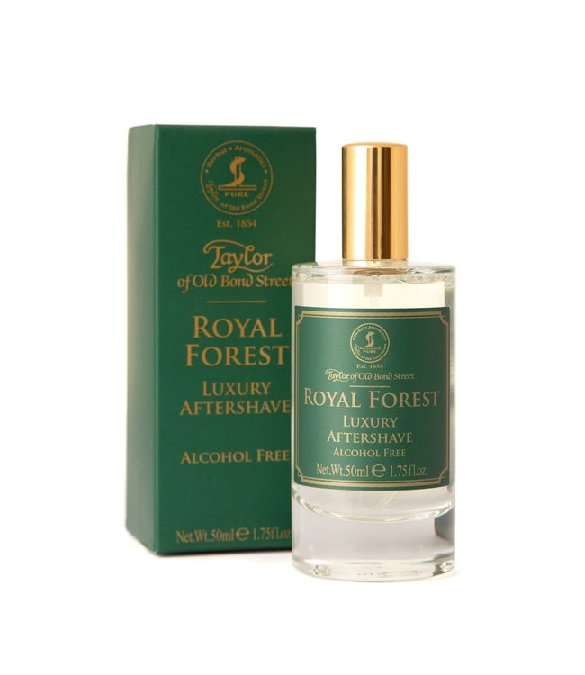 Taylor of Old Bond Street Aftershave Royal Forst