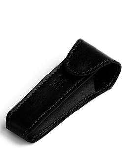 Muhle Etui Safety Razor - Zwart Leder