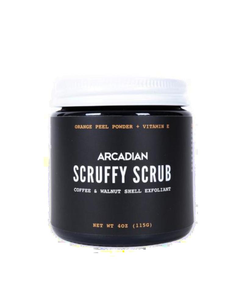 arcadian scruffy scrub