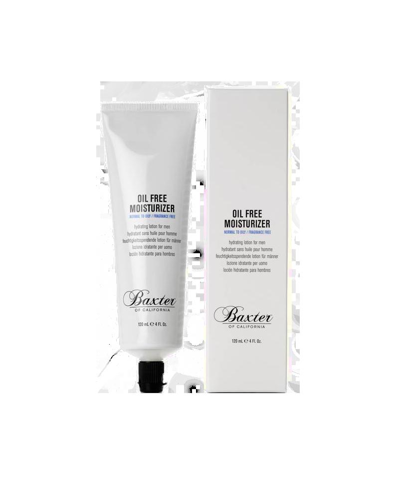 oil free moisturizer baxter of california