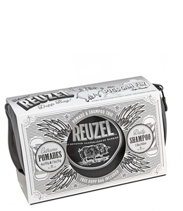 Reuzel Pigs Can Fly Dopp Bag - Extreme Hold Pomade