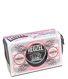 Reuzel Pigs Can Fly Dopp Bag - Pink Pomade