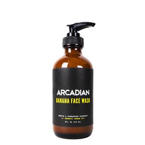 Arcadian Banana Face Wash