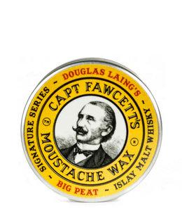 Captain Fawcett Big Peat Moustache Wax