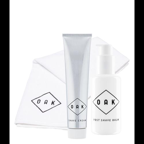 OAK Beard Care Comfort Shaving Set