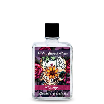 Aftershave - Shave & Roses Rosehip
