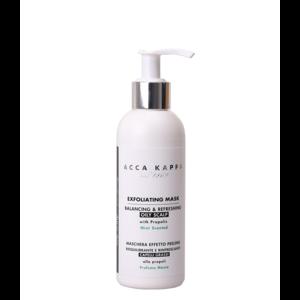 Acca Kappa Exfoliating Mask Balancing & Refreshing Oily Scalp - 200 ml