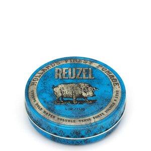 Reuzel Blue Blauw Strong Hold Pomade - 113 gram