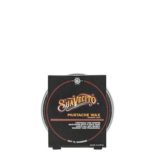 Suavecito Mustache Wax - Whiskey Bar