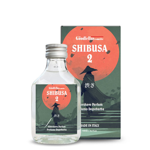 The Goodfellas' Smile Aftershave - Shibusa 2