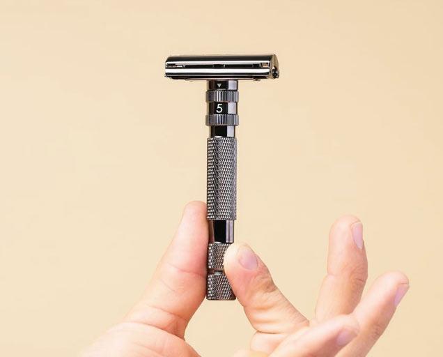 verstelbare safety razor kopen