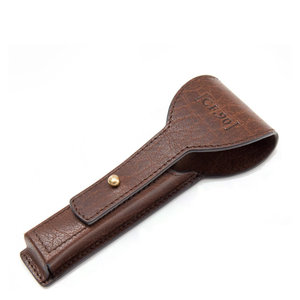Captain Fawcett Leather Case