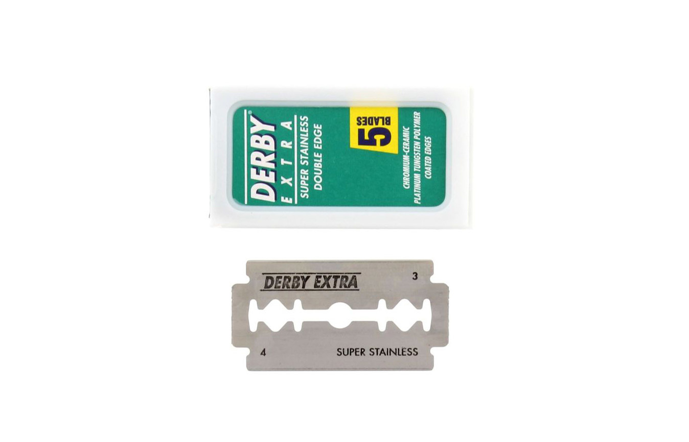 derby extra double edge blade
