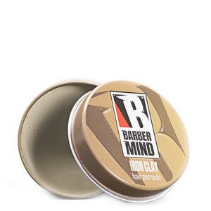 Barber Mind Iron Clay Pomade